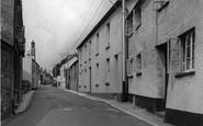 Bovey Tracey, Mary Street c.1950