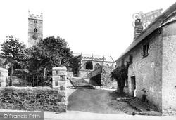 Parish Church 1907, Bovey Tracey