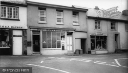 Bovey Tracey, Post Office c.1965