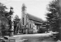 St John's Church 1907, Bovey Tracey