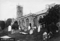 St Peter, St Paul And St Thomas Of Canterbury 1907, Bovey Tracey