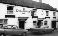 Bovey Tracey, The King Of Prussia Inn c.1965