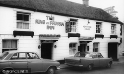 The King Of Prussia Inn c.1965, Bovey Tracey