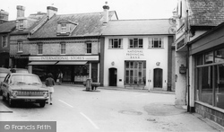 The Square c.1965, Bovey Tracey