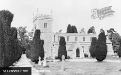 Bovingdon, The Church c.1955