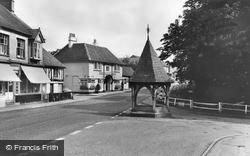 Bovingdon, The Well c.1960