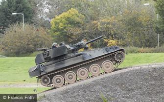 Bovington, Tank Museum c2000