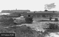 Bovington, View From Tank Training Grounds c.1955, Bovington Camp
