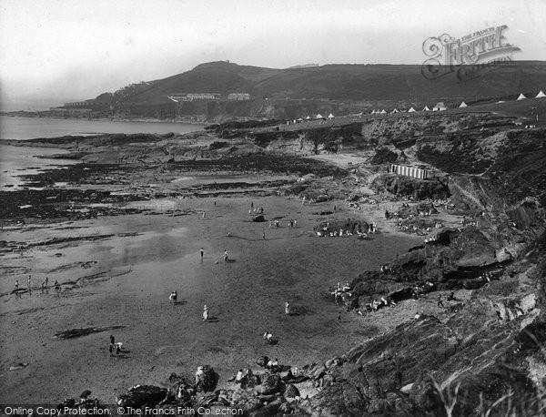 Bovisand, Sandy Parlour 1925