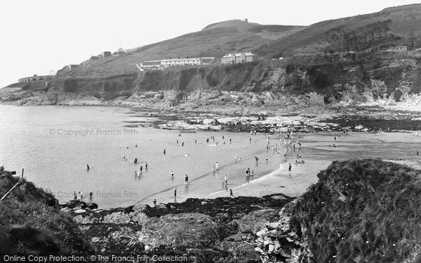 Bovisand, The Beach 1925