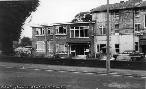 Bowdon, Alpine Hotel c.1965