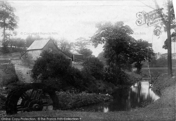 Bowdon, Ashley Mill 1897