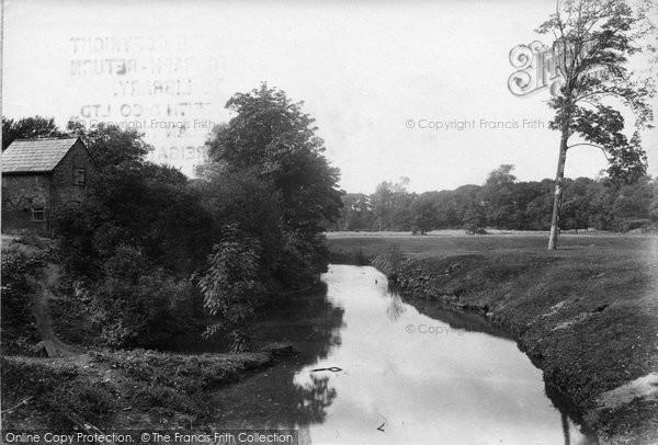 Bowdon, Ashley Mill 1907