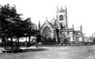 Bowdon, Parish Church 1897