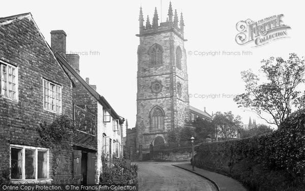 Bowdon, the Church 1913