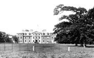 Bowdon, Dunham Hall 1907