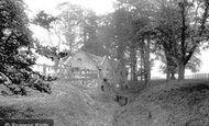 Bowdon, Dunham Mill, Dunham Park 1892