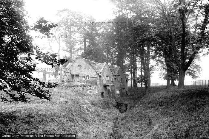 Bowdon,Dunham Mill 1892,Greater Manchester