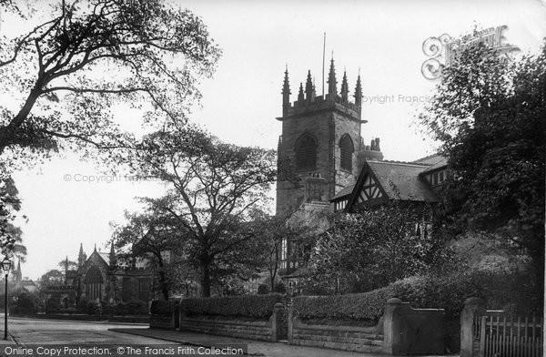 Bowdon, Green Walk 1913