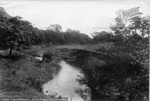 Bowdon, On The Bollin 1907