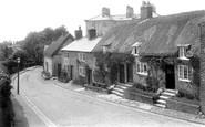 Bowdon, Park Road 1897