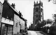 Bowdon, Park Road c.1960