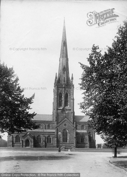 Bowdon, St Margaret's Church 1897