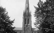 Bowdon, St Margaret's Church 1897