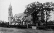 Bowdon, St Peter's Church 1897