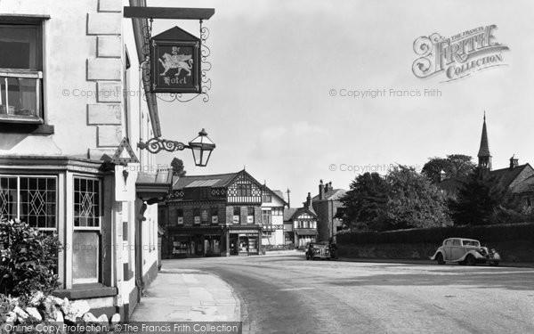 Bowdon, the Polygon c1955
