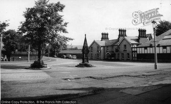 Bowdon, The Square c.1960