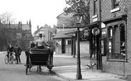 Bowdon, The Village Shop 1913