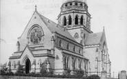 Bowdon, Wesleyan Chapel c.1885