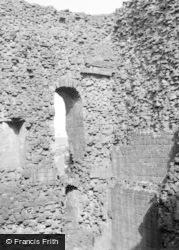Bowes, The Castle 1960