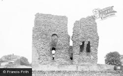 Bowes, The Castle c.1950