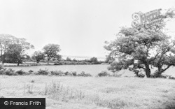 Bowness On Solway, General View c.1955