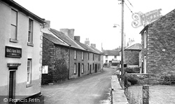 Bowness On Solway, Main Street c.1955