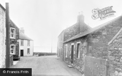 Bowness On Solway, The Village c.1955