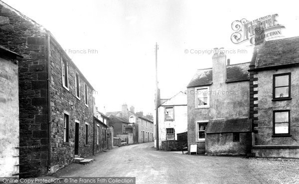 Bowness On Solway, Village c.1955