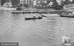 Bowness-on-Windermere, Bay And Old England Hotel 1912, Bowness-on-Windermere