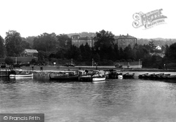 Bowness-on-Windermere, Belsfield Hotel 1925