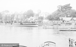 Bowness-on-Windermere, Boat Station 1896, Bowness-on-Windermere