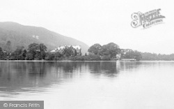 Bowness-on-Windermere, Ferry Hotel 1893, Bowness-on-Windermere