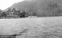 Bowness-on-Windermere, Ferry Hotel 1925, Bowness-on-Windermere