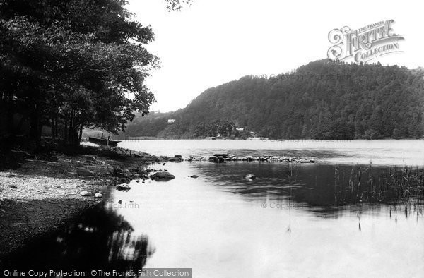 Bowness On Windermere, Ferry Nab 1893