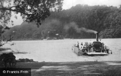 Bowness-on-Windermere, Ferry Nab c.1910, Bowness-on-Windermere