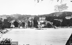 Bowness-on-Windermere, From The Island 1893, Bowness-on-Windermere