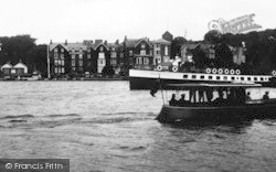 Bowness-on-Windermere, Old England Hotel 1929, Bowness-on-Windermere