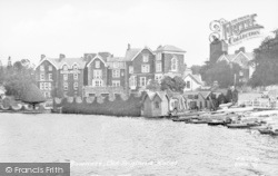 Bowness-on-Windermere, Old England Hotel c.1955, Bowness-on-Windermere