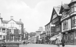 Bowness-on-Windermere, Royal Square 1925, Bowness-on-Windermere
